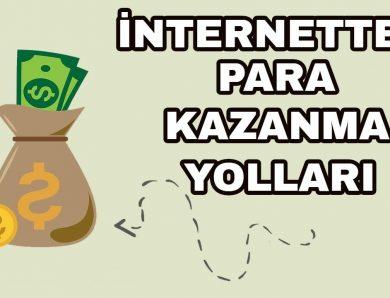 İnternet Üzerinden Para Kazanabilen Meslekler