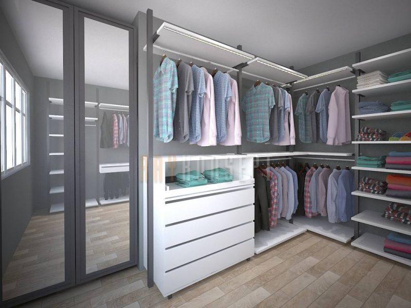 Giyinme Odaları 2021