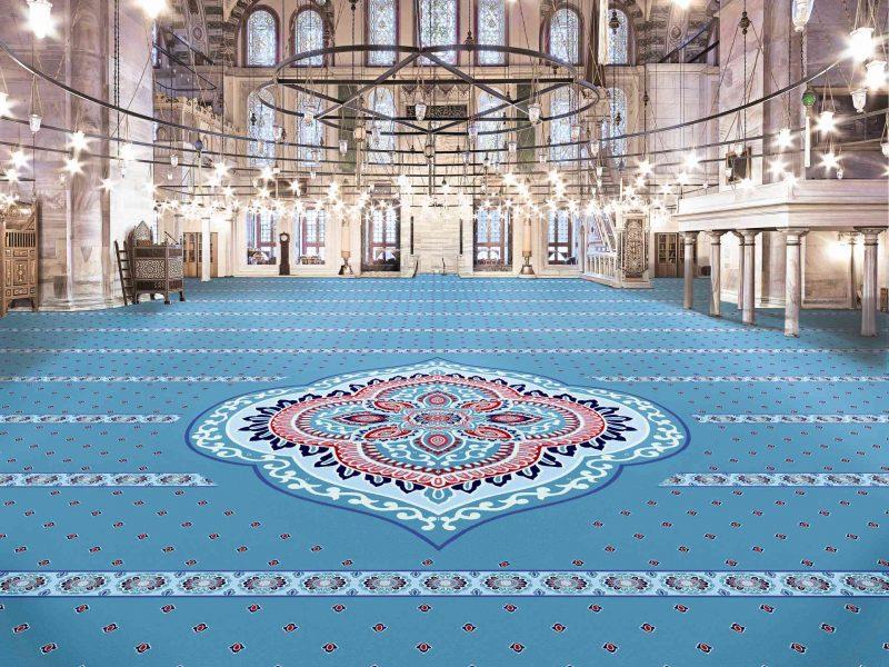 Cami Halılarının Uzun Ömürlü Olması İçin Yapılması Gerekenler